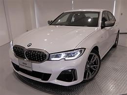 BMW 3シリーズ M340i xドライブ 4WD 直列6気筒エンジン搭載
