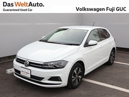 フォルクスワーゲン ポロ TSI コンフォートライン 認定中古車