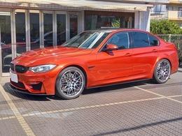 BMW M3セダン M DCT ドライブロジック コンペティションパッケージ装着車 450ps