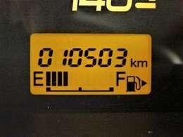 走行は10,503kmです☆