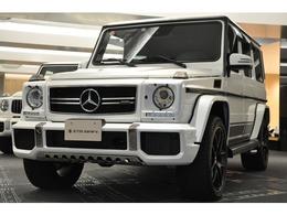 メルセデスAMG Gクラス G63 エディション463 4WD 限定52台・エクスクルーシブPKG