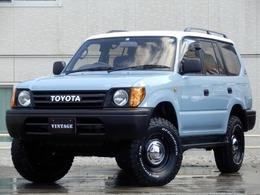 トヨタ ランドクルーザープラド 2.7 TX リミテッド 4WD ナロークラシックコンプリート8人乗り
