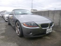BMW Z4 ロードスター2.2i ETC付
