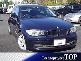 BMW 1シリーズ 120i 外ナビ・HID・Pシート・Pスタート