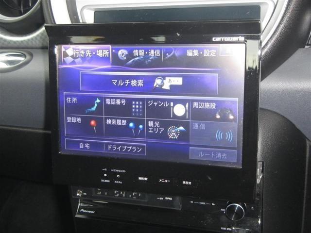 ◇社外HDDナビ/フルセグTV(DVD再生可)