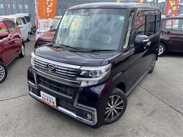 ダイハツ タント 660 カスタム X SAIII 4WD ナビ/バックカメラ/両側電動スライドドア