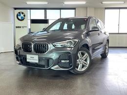 BMW X1 xドライブ 18d Mスポーツ 4WD ワンオーナー HDDナビ バックカメラ