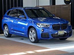 BMW X1 xドライブ 20i Mスポーツ 4WD 衝突軽減/Aアクティブセーフ/HUD/ACC/電R