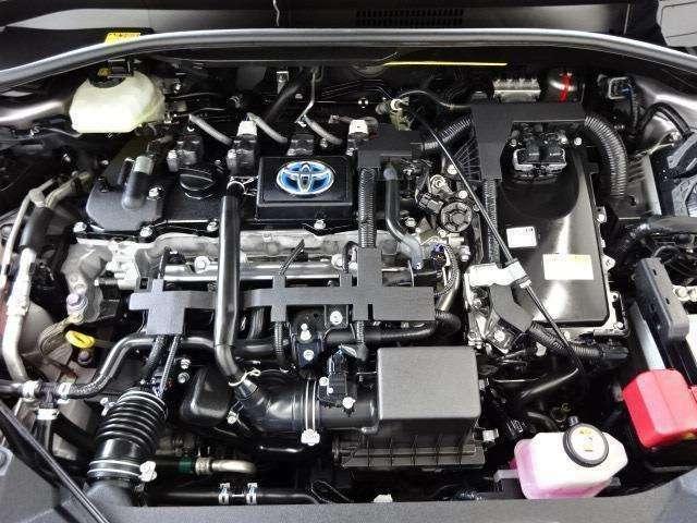 排気量は1800cc!アイドリングストップとの合わせ技で、より環境に配慮したエコロジー&エコノミーなエンジンです!