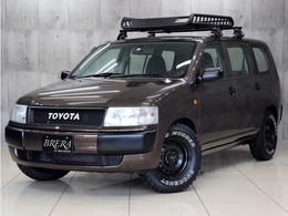 トヨタ プロボックスバン 1.3 DXコンフォートパッケージ BRERAオリジナルカスタム 新品タイヤ