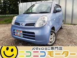 日産 モコ 660 E FOUR 4WD 検R3/3 エンスタ キーレス シートヒーター