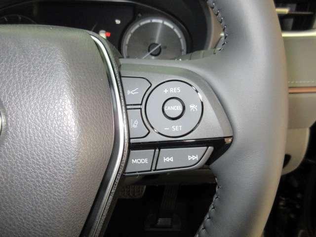 次世代型トヨタセーフティーセンス搭載!プリクラッシュセーフティ・レーントレーシングアシスト・ロードサインアシスト・レーダークルーズコントロール付き!!