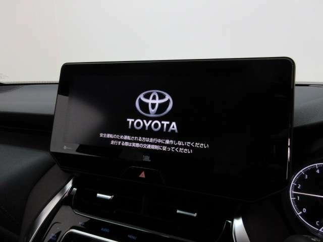 12.3インチ JBLプレミアムサウンド ナビ・フルセグTV・Bluetooth付き!!
