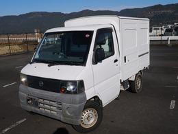 日産 クリッパートラック 660 パネルバン パネルバン・走行58000km・5MT