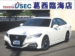 トヨタ クラウン 2.0 RS アドバンス TSS本革 SR パノラミック 電動Rシェード