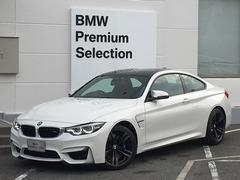 BMW M4クーペ の中古車 M DCT ドライブロジック 大阪府高槻市 778.0万円