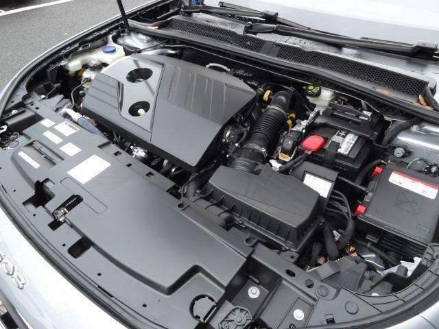 2.0Lクリーンディーゼルエンジン トルクフルな走りをご体感下さい。