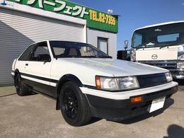 トヨタ カローラレビン GTアペックス