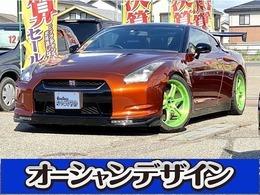 日産 GT-R 3.8 4WD 検2年 スマートキー CD ターボ