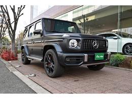 メルセデスAMG Gクラス G63 4WD GマヌファクトゥーアPプラス インテリアP