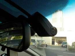 前後ドライブレコーダー装備してます。