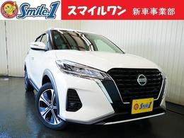 日産 キックス 1.2 X (e-POWER) 新車/装備10点付 7型ナビ ドラレコ