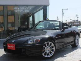 ホンダ S2000 2.2 ブラックレザーシート クリフォード