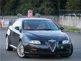 アルファ ロメオ アルファGT 3.2V6 24V 左H 6MT 正規ディーラー車 社外ナビ