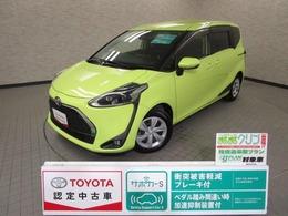 トヨタ シエンタ 1.5 G 当社試乗車 メモリーナビ フルセグ