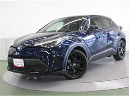 トヨタ C-HR ハイブリッド 1.8 G モード ネロ セーフティ プラス セーフティセンス ディスプレイAナビ
