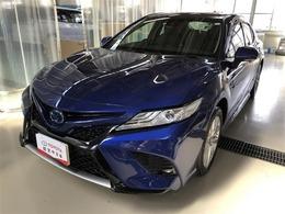 トヨタ カムリ 2.5 WS E-Four 4WD