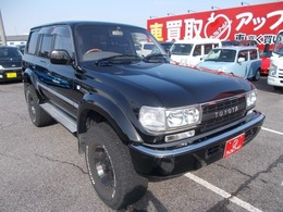 トヨタ ランドクルーザー80 4.5 VXリミテッド 4WD サンルーフ リフトアップ
