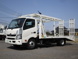 日野自動車 デュトロ 花見台・ラジコン 積載3.5t・2台積・キャリアカー