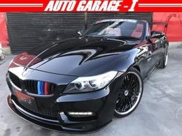 BMW Z4 sドライブ 23i Mスポーツパッケージ 赤革ローダウン19AW FスポイラーGTウイング
