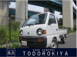 マツダ スクラムトラック 660 TD 1方開 ワンオーナー車