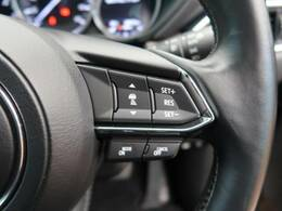高速道路で便利な【レーダークルーズコントロール】も装着済み。高速道路等でアクセルを踏まずに車速や車間を一定に保って走ることが可能です。加速減速もスイッチ操作でOKです