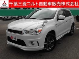 三菱 RVR 1.8 ローデスト M アイドリングストップ ナビ&TV