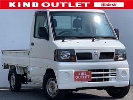 日産 クリッパートラック 660 SD ラジオ 5MT 整備保証付