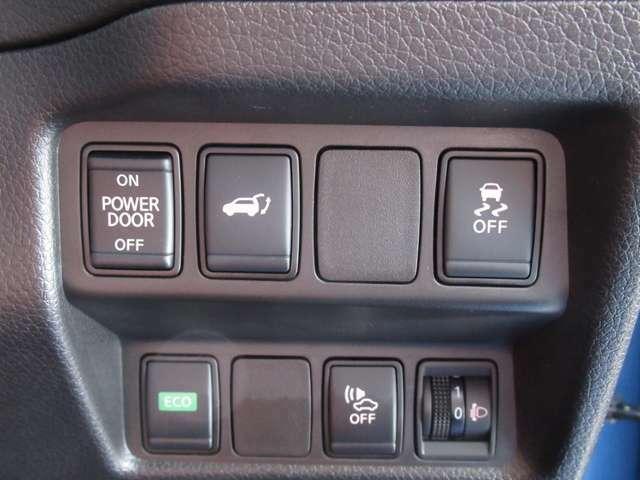 安全支援システム・エマージェンシーブレーキ付きです。