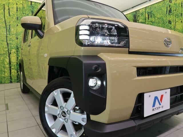 ☆LEDヘッドライト&LEDフォグライト☆最近採用車種が増えてきたヘッドライト。HIDよりも省電力で長寿命!白く明るく、視認性の良い先進のヘッドライトです!!