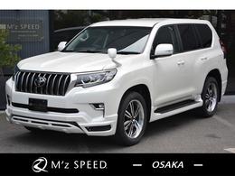 トヨタ ランドクルーザープラド 2.7 TX 4WD ZEUS新車カスタム クリアランスソナー