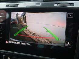 ●バックカメラ『駐車が苦手な方でも、モニターで後方が確認頂けるので、安心して駐車していただけます!』