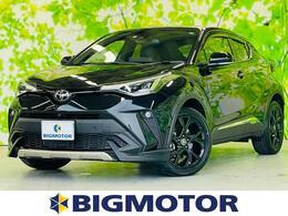 トヨタ C-HR 1.2 G-T モード ネロ セーフティ プラス 4WD HDDナビ/LEDヘッドライト/ETC/TV
