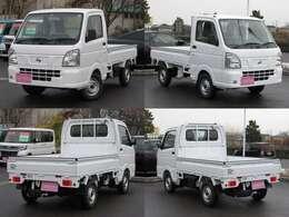 今回紹介させていただく車両は、R1NT100クリッパートラックです。グレードはDX農繁仕様です。こちらの車両は、届出済み未使用車です。