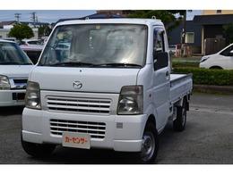 マツダ スクラムトラック 660 KU 車検2年渡/エアコン/三方開/タイヤ4本新品