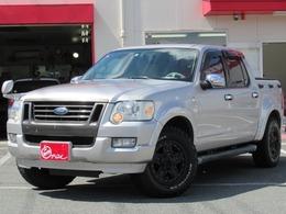 フォード エクスプローラースポーツトラック XLT 4WD ナビ フルセグTV ETC ブロックタイヤ