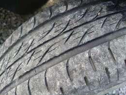 タイヤの溝もしっかりあります♪