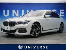 BMW 7シリーズ 750i Mスポーツ サンルーフ ベンチレーション 360度カメラ