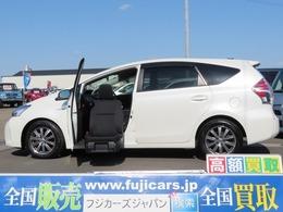 トヨタ プリウスα 1.8 S ウェルキャブ 助手席リフトアップシート車 Bタイプ 1オ-ナ- ナビ コーナ-センサ- Bカメラ ETC
