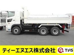 日野自動車 プロフィア 新型10tダンプ ※ 新明和 積載8.7t
